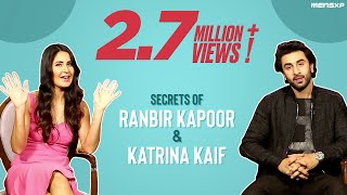 MensXP: What's On Your Phone With Ranbir Kapoor & Katrina Kaif