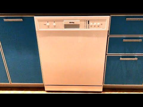 Посудомоечная машина Korting KDF 60150. Обзор и отзыв