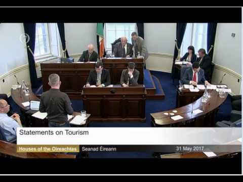 Brexit will have negative impact on Ireland's tourism offer
