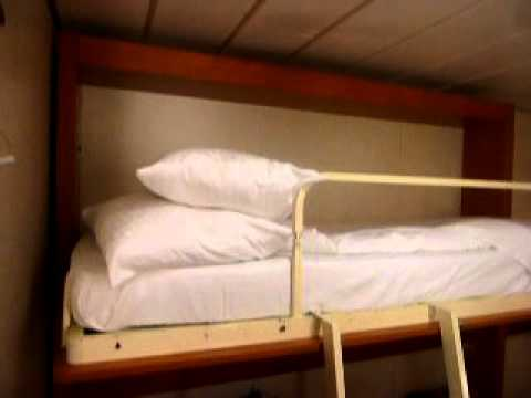 Tour of our Cruise Boat state room cabin