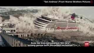 Film San Andreas Ditertawakan Ahli Gempa