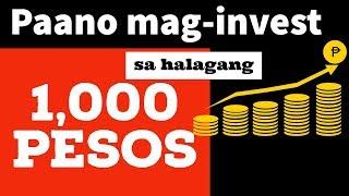 Paano Mag-Invest kay SM sa halagang P1,000
