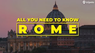 Best Rome Travel Guide | Places To Visit In Rome |...
