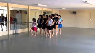 Cook Island Dance & Drum Practice