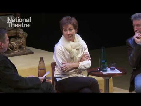 Gawn Grainger and Zoë Wanamaker in conversation  National Theatre at 50