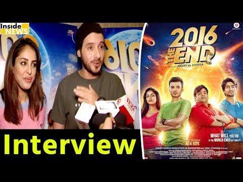 2016 The End Movie | Star Cast Interview | Kiku sharda | Priya Banerjee |