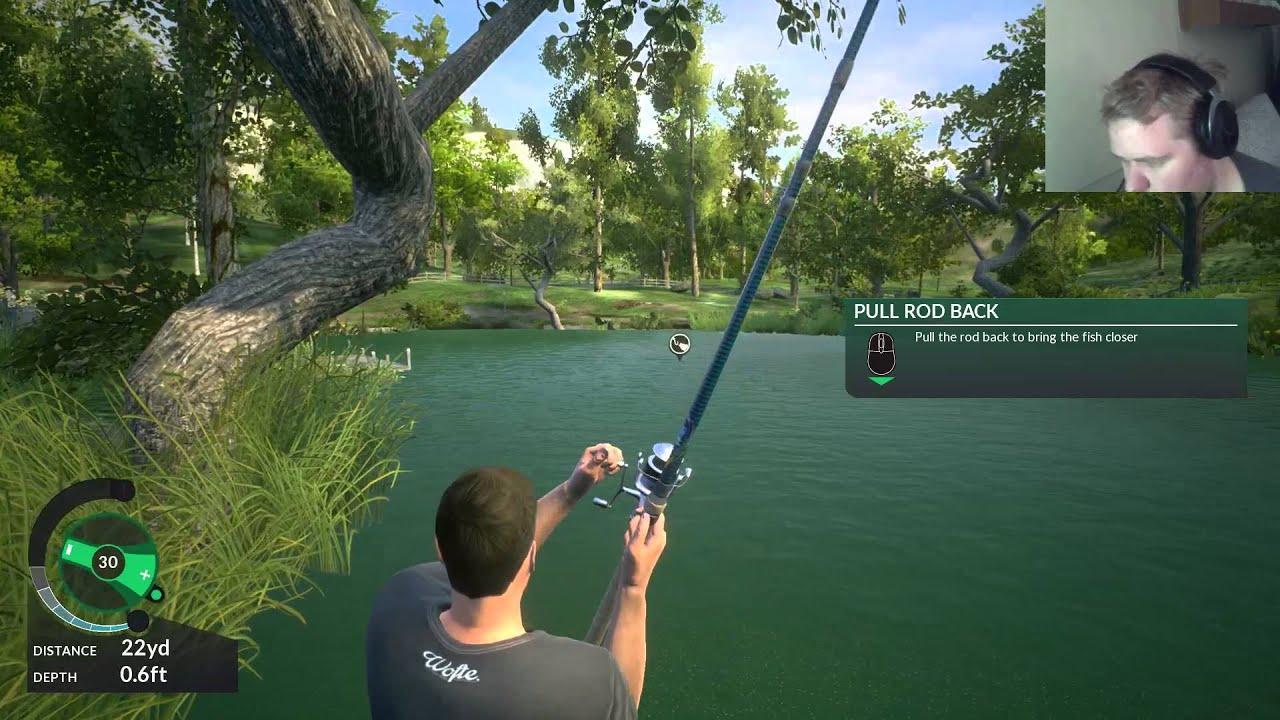 Dryerlint plays euro fishing simulator 2015 tutorial 00 for Ps4 fishing games