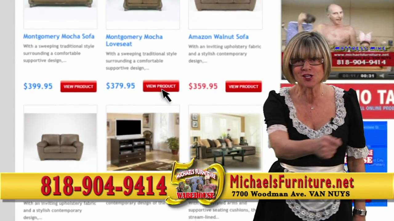 A Michaelu0027s Furniture Warehouse Commercial (2011)