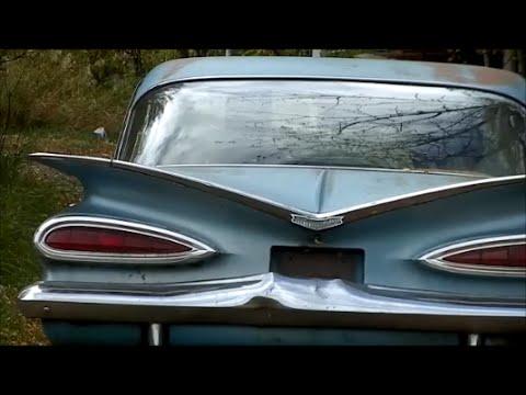 Will it Run? Episode 18: 1959 Chevy Biscayne! Part 1 of 3