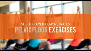 Learn how to do pelvic floor muscle exercises