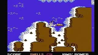 NES Jaws: 3:34.03 [Previous WR] - Speedrun