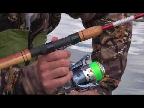 Custom Fishing Rod- With Yogi Custom Rods