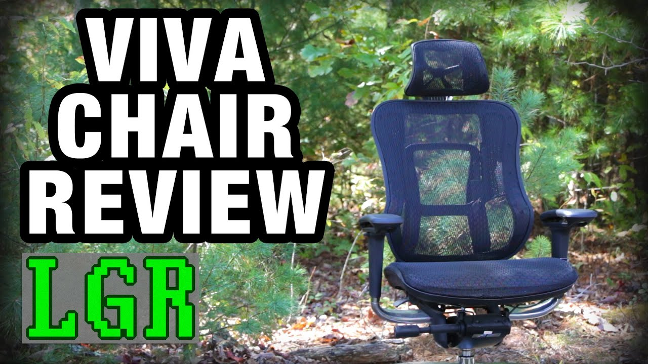 Viva Office Chair Lazy Chair Reviews Viva Mesh Office Chair Youtube