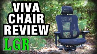 Lazy Chair Reviews - Viva Mesh Office Chair