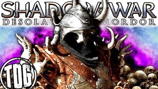 Shadow of War: An Uruk-us in the Tuckus - THE FACELESS NEMESIS