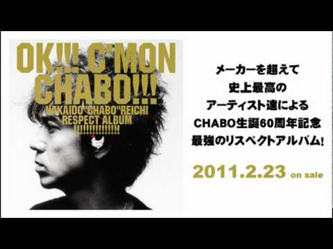 ガルシアの風/浜崎貴司(FLYING KIDS) 「OK!!! C'MON CHABO!!!」
