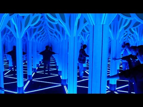 Mirror Maze at the Chicago Museum of Science and Industry