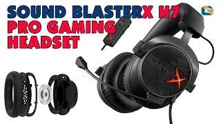 sound blasterx h7 pro gaming headset review soundblaster