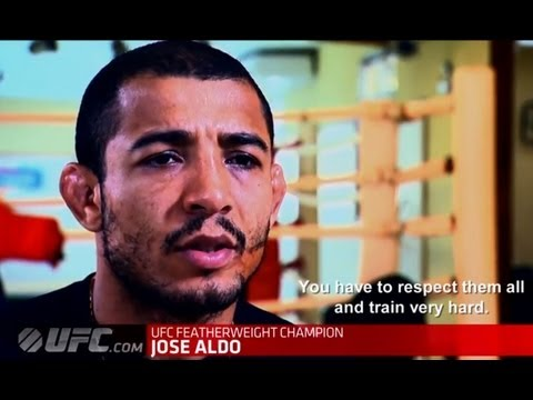 UFC 163: Jose Aldo Pre-fight Interview