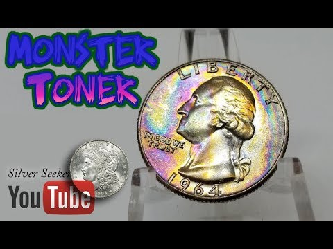 MONSTER TONER - 1964 Quarter - Thoughts???