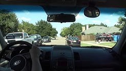 How to pass a Carrollton Texas DPS Road Test!