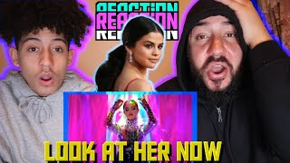 Selena Gomez - Look At Her Now (Official Video) REACTION *SHES OVER JUSTIN BIEBER!*