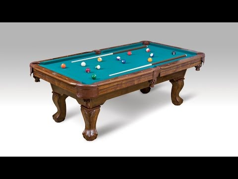 87in Brighton Billiard Table Instruction Video