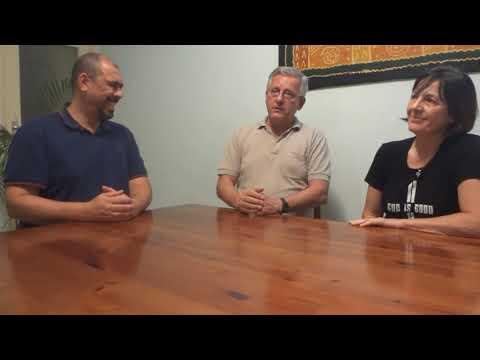 Entrevista com Pr. Carlos Nogueira (Tote) e Zeza