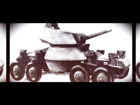 Видео: Самые необычные танки в мире часть 2
