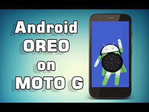 SO FAST!!! Android Oreo for Moto G 1st Gen Falcon (Stable enough?)