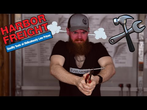 Are Harbor Freight Tools Really That Bad?