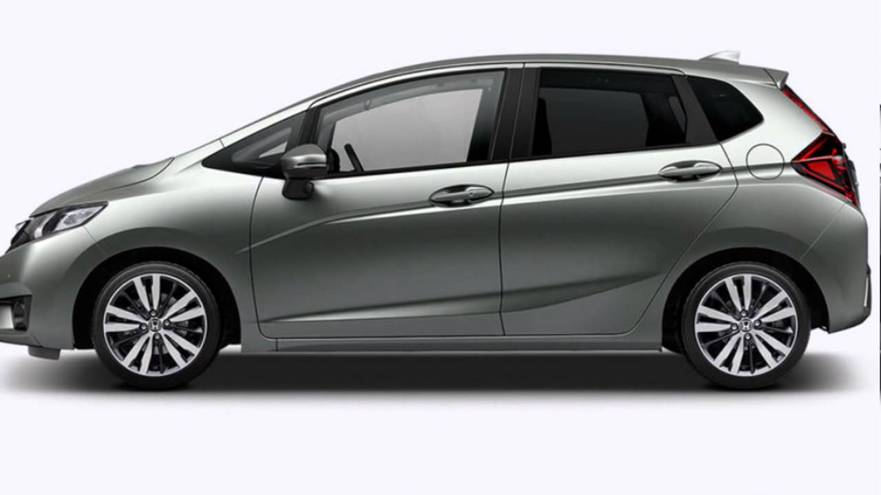 2016 Honda Jazz Tinted Silver Metallic