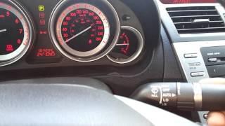 видео Mazda 6 2009