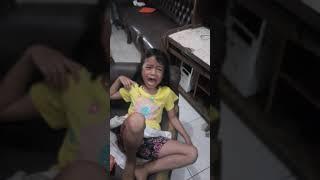Rauha's crying