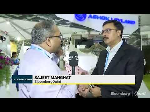 Defence Expo 2018: Ashok Leyland Has Defence Orders Worth Mo