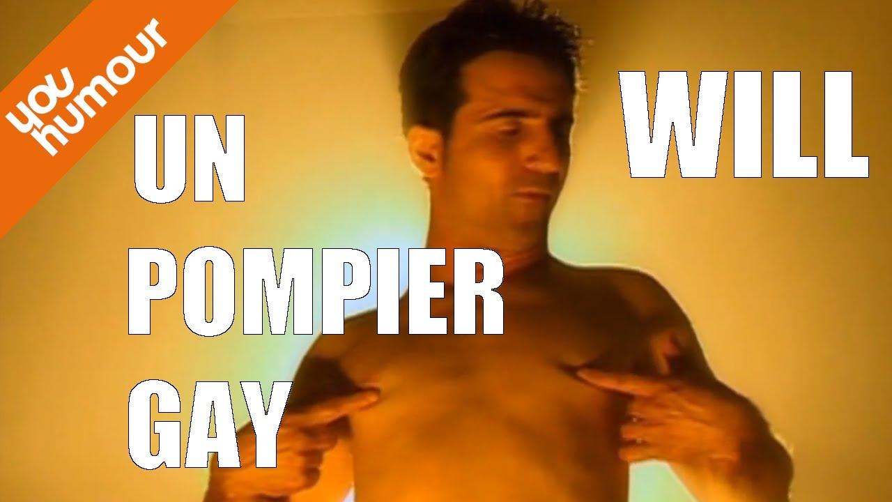 movies Gay pompier