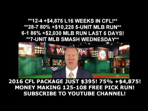 Free MLB Picks - Toronto Blue Jays vs Philadelphia Phillies Prediction 06/15/16 7:05PM ET