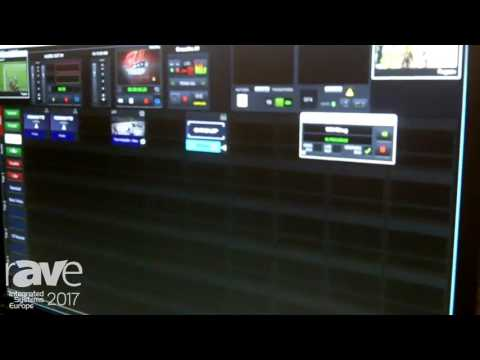 ISE 2017: ChyronHego and Click Effects Introduces Crossfire Sports Software