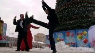 Свадьба 2016))) Самая весёлая свадьба! Александр и Яна!