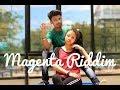 DJ Snake - Magenta Riddim | Dance Choreography | Mohit Sarwe | Ft. Effie Lalrinfeli
