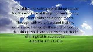 30 famous bible verses
