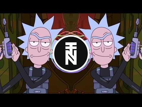 Rick & Morty Riggity Wrecked Son! (Trap Remix)