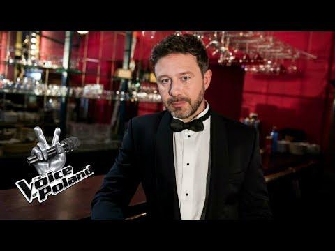 Andrzej w roli gentelmana - The Voice of Poland 8