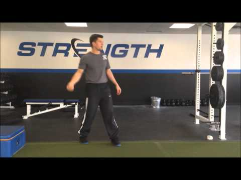 Post Physical Therapy Strength Training Part 1