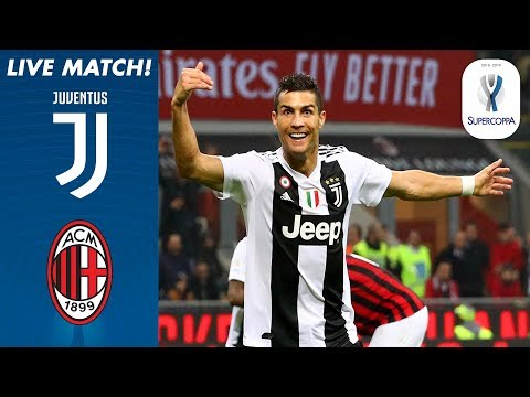 Juventus v AC Milan LIVE | Full Match Live! | Supercoppa Italiana 18/19 Mp3