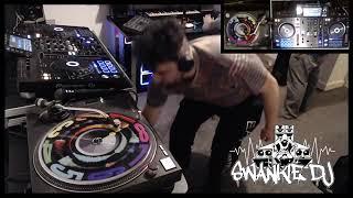 Swankie DJ Live Stream #2 (Reverse Bass)