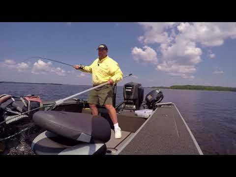 Crankbaits and Bottom Bouncers for Walleye