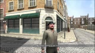 Sherlock Holmes: Nemesis Gameplay PC HD