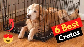 6 Best Dog Crates For Golden Retrievers In 2022