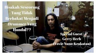 Bakat VS Tidak Berbakat -Special Guest- : Gerry Herb (Yovie Nuno - Krakatau)